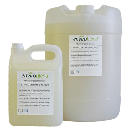 Enviro Enzyme D Odour Enviroblend Blendwell Chemicals