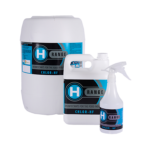 CHLOR - HF Highly concentrated foaming sterilizer and degreaser